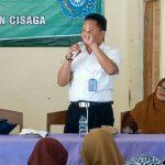 "BNNK Ciamis Sosialisasikan ""Desa Bersinar"" di Lokasi P2WKSS"