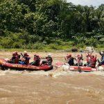 """Ratusan Peserta Arung Jeram Taklukan Derasnya Sungai Citanduy dalam """"Ciung Wanara Adventure Rafting"""""""