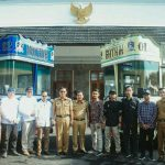 "Bupati Ciamis Launching Bus Wisata ""GATRIK"""