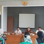 Kunjungan Kaji Banding Dari Dinas Koperasi Dan Usaha Kecil Menengah  Provinsi Sumatera Utara Ke Pengrajin Kerajinan Sapu Lidi Di Kabupaten Ciamis