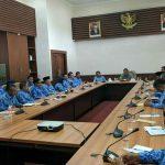 Sikapi Wabah Covid-19 Corona, Bupati Ciamis Kumpulkan para Kepala SKPD dan Camat