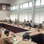 Bupati Ciamis Pimpin Rapat Bahas Persiapan AKB/New Normal