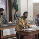 Rangkaian HUT Ciamis ke-378, Pemkab Ciamis Resmikan 3 Proyek Pembangunan Tahun 2019