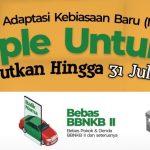 Bapenda Jabar Resmi Perpanjang Program Triple Untung Hingga 31 Juli 2020