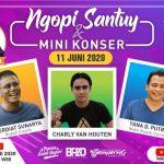 Ngopi Santuy dan Konser Mini, Special Program Wisata Kata Hari Jadi Ke-378 Kabupaten Ciamis