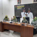 Ketua TP PKK Kabupaten Ciamis Sosialisasikan Kesehatan Balita dan Anak Pra Sekolah pada Masa Pandemi Covid 19