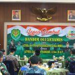 Lepas Sambut Dandim 0613 Ciamis dan Ketua Pengadilan Agama Kabupaten Ciamis