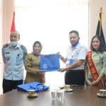 Forum Pelajar Sadar Hukum dan HAM Jawa Barat Audiensi Ke BNNK Ciamis