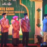 Kontingen Kabupaten Ciamis Raih 3 Piala MTQ Tingkat Provinsi Jawa Barat.