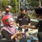 Perketat Penegakan Disiplin Penggunaan Masker, Pemkab Ciamis Gelar Operasi Yustisi