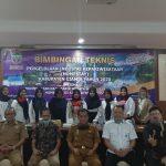 Puluhan Pengelola Wisata Kabupaten Ciamis Ikuti Bimtek Pengelolaan Homestay