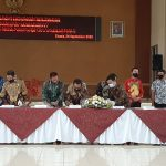 Universitas Galuh dan Pemkab Ciamis Tandatangani 6 Perjanjian Kerjasama