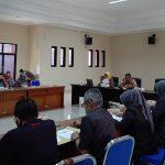 BAPPEDA Ciamis Gelar Sosialisasi Rancangan Awal Evaluasi Hasil Pelaksanaan RPJMD Kabupaten Ciamis