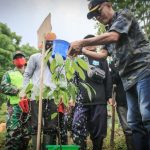 Hadiri Penanaman Pohon di Desa Cikupa, Bupati Ciamis Ajak Masyarakat Lestarikan Lingkungan