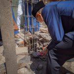 Bupati Ciamis Letakan Batu Pertama Pembangunan Mesjid Jami Al-Izhhar