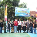 Kampanyekan Bahaya Narkoba Lewat Olah Raga,  BNNK Ciamis Gelar Turnamen Bola Voli