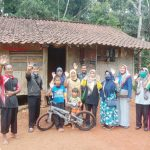 Peduli Pendidikan, NPCI Ciamis Santuni  Warga Kurang Mampu