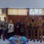 Terkait Penyusunan SPBE, DPRD Kabupaten Kulon Progo Sambangi Diskominfo Ciamis