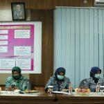 Hadiri Monev, Hj. Kania Ernawati Herdiat Paparkan Program Kerja Pokja Bunda PAUD