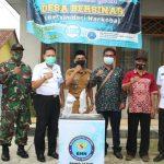 BNNK Ciamis Salurkan Bantuan Penanganan Covid-19