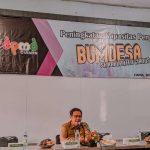 Tingkatkan Kapasitas Pengurus BUMdes, DPMD Kabupaten Ciamis Gelar Pelatihan
