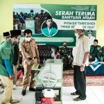 Tingkatkan Kesejahteraan Petani, Wakil Bupati Ciamis Serahkan Bantuan Alat Mesin Pertanian