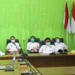 Bupati Ciamis Ikuti Penandatanganan Pemberian  Pinjaman (PEN) Daerah Provinsi Jawa Barat 2021 Secara Virtual