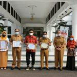 Ditengah Pandemi, Dinas P2KBP3A tetap Sukses Sumbangkan Banyak Prestasi Untuk Pemkab Ciamis