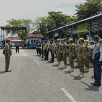 Hari Pertama Pemberlakuan PPKM, Petugas Gabungan Sosialisasikan Aturannya