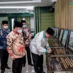 Wabup Ciamis Resmikan Gedung Balai Nikah dan Manasik Haji