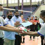 Babak Kualifikasi PORPROV XIV Jawa Barat, Cabor Bola Voli Tampil Perdana