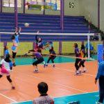 Tumbangkan Kuningan, Tim Bola Voli Putri Ciamis Pastikan Melaju Ke Fase Selanjutnya