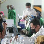 1.686 Pelayan Publik Ikuti Lanjutan Vaksinasi Covid-19
