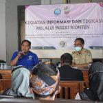 BNNK Ciamis Gelar Kegiatan Informasi Dan Edukasi Melalui Insert Konten