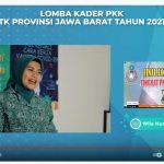 Kabupaten Ciamis Lolos Babak Final Lomba Kader PKK Tingkat Provinsi Jawa Barat