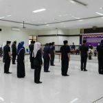 Rotasi Pejabat Tahap Ke-2, Bupati Ciamis Ambil sumpah  25 Pejabat Administrator dan Pengawas.