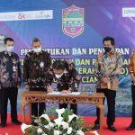 Bupati Ciamis Launching Elektronifikasi Transaksi Pemerintah Daerah (ETPD)