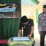 Hadiri Peresmian Masjid, Wabup Ciamis Ajak Masyarakat Untuk Sama-sama Memakmurkan Masjid