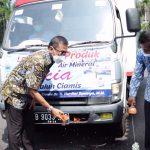 Launching Air Minum Galcia, Bupati Ciamis Ajak Masyarakat Dukung Produk Ciamis