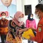 Mapag Ramadhan, Baznas Ciamis bagikan 10.000 Paket Sembako