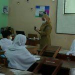Kabupaten Ciamis Ujicoba Proses Belajar Mengajar Tatap Muka