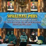 Akselerasi ODF, TP-PKK Ciamis Sosialisasikan PHBS.
