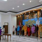 Kania Ernawati Herdiat Lantik Bunda PAUD dan Literasi Kecamatan Se-Kabupaten Ciamis.