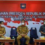 Terkait Hari Raya Idul Fitri dan Mudik Lebaran, Bupati Ciamis ikuti Arahan Presiden Jokowi