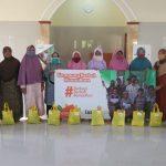 Program Rumah Berkah, Lazismu Bagikan Mushaf Qur'an dan Kado Berkah