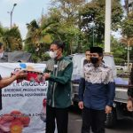 CSR Peternak Ciamis dan Cirebon, Pemkab Ciamis Terima 3 Ton Telur