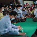 Wakil Bupati Ciamis Hadiri Santunan Anak Yatim dan Jompo Di Sukakerta Panumbangan