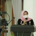 Pererat Silaturahim, Dharma Wanita Persatuan dan PKK Kabupaten Ciamis Gelar Halal Bil Halal.