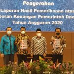 Kabupaten Ciamis Raih Opini WTP 8 Kali Secara Berturut-Turut