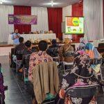 Puluhan Pelaku Usaha Makanan Ringan Ikuti Sosialisasi Kemasan Produk